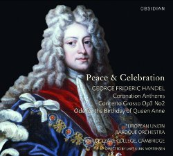 Handel: Coronations Anthems