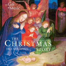The Gift of Music, The Christmas Story - SAVE £8